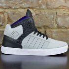 Supra Atom Skate Shoes Trainers new in box Light Grey UK Size 7,8,9,10,11