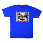 T-SHIRT VINTAGE TV ERROR IDEAL FOR CASUAL WEARS KVN13