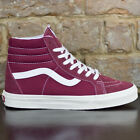 Vans SK8 Hi Trainers Pumps Shoes Brand new box in Size UK 3,4,5,6,7,8,9,10