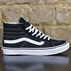 Vans SK8 Hi Slim Trainers Pumps Shoes Brand new box in Size UK 3,4,5,6,7