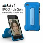 Mecasy Textured Snake Skin Back Cover iPod 4th Gen Synthetic Leather Case USA