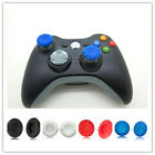 2 Sets Thumbstick Joystick Rubber Grips Case Cap For Xbox 360 PS3 PS4 Controller