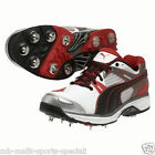 Puma Platinum Convertible Spike Cricket Shoes