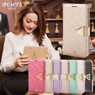 Leiers YH Leather Case Stand Wallet Cover For Samsung Galaxy Grand 2 g7106 G7102