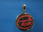 "JUGGALO Inside handmade 1"" new changeable  Insert and Necklace"