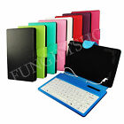 """HyperTab  Keyboard case for 7"""" Tablet  US Store PC"""