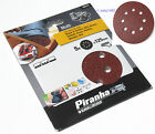 5 x Black And Decker 125mm ROUND Multi Sander Sanding Sheets KA230 KA250 BD190