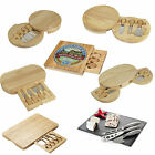 Occasion Cheese Boards with Concealed Knife & Tool Set Chopping Boards