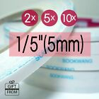 """5mm 1/5"""" x 27yd SooKwang Double sided Adhesive tape Scor-Pal Scor-tape"""