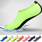 New AQUA WATER SKIN SHOES Swim Beach Surf Pool Yoga Exercise Slip On Socks