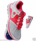Nike Lunar Forever 2 Womens Running Trainers White/Pink Size 5.5  554895 100