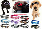 Doggles ILS DOG Goggles SUNGLASSES UV NEW Eye Protection ALL SIZES COLORS