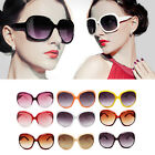 Women's Girl Retro Vintage Shades Oversized Eyewear Fashion Designer Sunglasses
