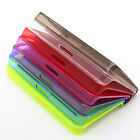 2014 Clear 0.5mm Ultra Thin Slim Froste Hard Case Cover For iPhone 4 4GS 4S