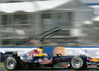 Christian Klien Hand Signed Red Bull Racing F1 7x5 Photo 6.