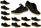 Mens LEATHER YACHTSMAN Deck Shoes Casual Trainers Flat Formal Boating Moccasins