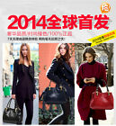 Hot Sell !Lady Women's Handbag Genuine  Leather Shoulder Tote Hobo Satchel Bag