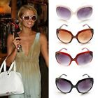 Fashion Women Ladies Shades Oversize Mirrored Lens Frame Sunglasses 4 Colours