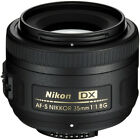 Nikon 35mm f 1.8G AF-S DX Lens for Nikon Digital SLR Cameras Brand New