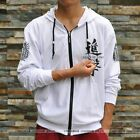 white Attack on titan / shingeki no kyojin Investigation Hoodies Jackets Coats J