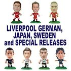 LIVERPOOL MicroStars - Sweden German & Specials choose from 16 different figures