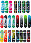 "Two Bare Feet Double Kick Complete Skateboard Cruiser 31"" x 8"" Concave Deck"