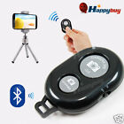 Wireless Bluetooth Remote Control Camera Shutter iPhone iOS Samsung Android