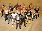 ~ CHOOSE YOUR OWN ~ WWE ARTICULATED WRESTLING ACTION FIGURE JAKKS PACIFIC WWF