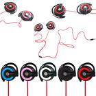 3.5mm Sport Earclip Clip on Hook Stereo Headphone Earphone for Cell Phone Lot