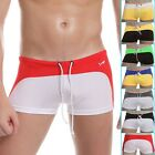 CHEAP SALE~Muscle Men Splice Swimwear Trunks Swim Shorts Beach Pants IN S M L