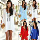 S-XL Sexy Women Summer Casual Sleeveless Party Evening Cocktail Short Mini DRESS