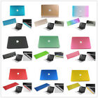 "4item/Rubberized PC Hard Case screen key cover for New Macbook Pro 13""15"" retina"
