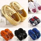 Newborn Sport Infant Boys Girls Toddler Sole Crib Baby shoes size 0-18 Months