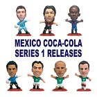 COCA-COLA MEXICO SERIES 1 MICROSTARS - Choice of 28 Figures RED Base £1.49  on eBay