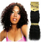 "Zury New Ultra Super Braiding Wet & Wavy 100% Human Hair 18"" 20"" 22"" 24"""