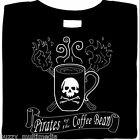 Pirates Of The Coffee Bean Shirt, funny shirt, caffeine loading, gifts, Ahoy!