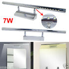 Modern 7W SMD LED Picture Mirror Front Light Bathroom Wall Lighting With Switch