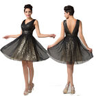 2014 Stock Homecoming Prom Gown Wedding Party Evening Bridesmaids Ball Dress NEW