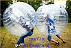 BODY ZORBING BALL Zorb Ball Bumper Ball Body soccer bubble PVC 1.5m