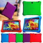 Lightweight Kids Shock Proof Cover Case for Samsung Galaxy Tab 4 / Tab 3 10.1""