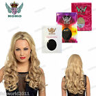 "KOKO 21"" Synthetic Half Head Wig 3/4 Weave Hair Piece Curly –Eva"