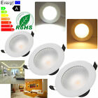 6x PREMIER Large 3-12W LED Ceiling Wall Down Spot Light Long Warranty Full Set