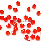 6mm Hyacinth (236) Genuine Swarovski crystal 5328 / 5301 Loose Bicone Beads
