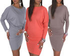 Womens Scoop Neck Maternity Mother Care Tunic Comfortable Pregnancy Bodycon # 15