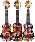 Beano Soprano Kids Ukulele Beginner Package Dennis, Gnasher or Mini The Minx