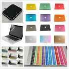 5in1set/Rubberized PC Hard Case cover for 2010-2014 New Macbook Pro 13 15 AIR 13