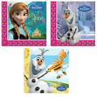 DISNEY FROZEN Princess Birthday Party Tableware Supplies Paper Napkins x 20