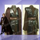 Star Wars Halloween Cosplay Costume Tunic Jedi Knight Anakin Skywalker Outfit