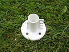 Gazebo Replacement/Spare Parts: Foot / Base Plate - 26mm diameter (Argos)
