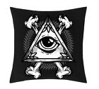 Exclusive - Eye Design Sublimation Cushion Cover (C032)